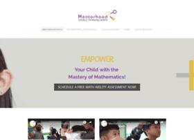Mentorhood.com.hk thumbnail