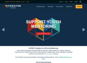 Mentorvt.org thumbnail
