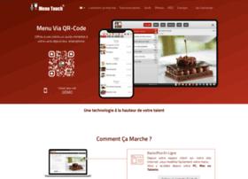 Menu-touch.fr thumbnail