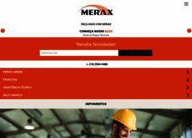 Merax.com.br thumbnail