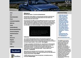 Mercedesclub.org.uk thumbnail