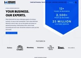 Merchantmaverick.com thumbnail