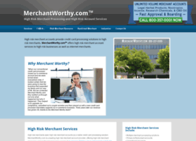 Merchantworthy.com thumbnail
