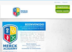Merck-academy.org thumbnail