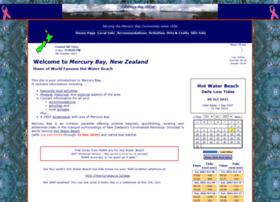 Mercurybay.co.nz thumbnail