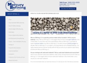 Mercuryrefining.com thumbnail