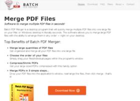 Bulk File Merger version 3.7 version 3.7 by Essex Software ...