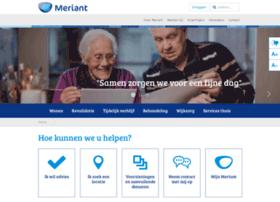 Meriant.nl thumbnail