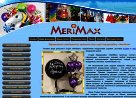 Merimax.com.ua thumbnail