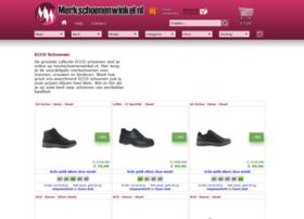 Merkschoenenwinkel.nl thumbnail