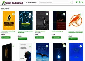 Merlijnboekhandel.nl thumbnail