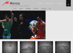 Merooj.com thumbnail