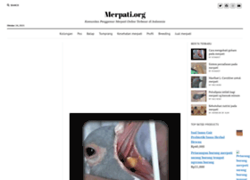 Merpati.org thumbnail