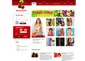 Merry cherry dating scam