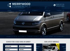 Merrywoodcommercials.co.uk thumbnail