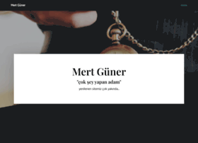 Mertguner.com.tr thumbnail