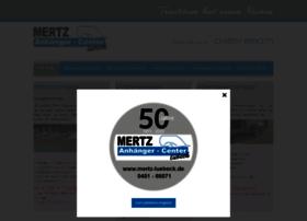 Mertz-luebeck.de thumbnail