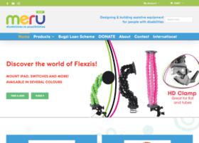 Meru.org.uk thumbnail