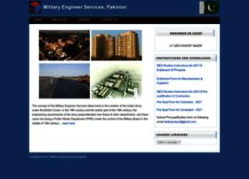 Mes.gov.pk thumbnail