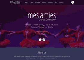 Mesamies.co.uk thumbnail