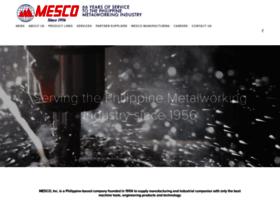 Mesco.com.ph thumbnail