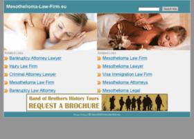 Mesothelioma-law-firm.eu thumbnail