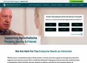 Mesotheliomagroup.com thumbnail