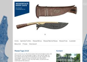 Messer-macher-messe.de thumbnail