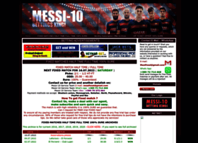 Messi-10.com thumbnail
