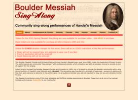 Messiahsingalong.org thumbnail
