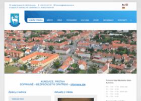 Mesto-kunovice.cz thumbnail