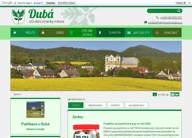 Mestoduba.cz thumbnail