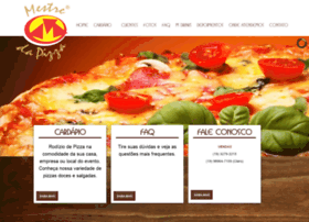 Mestredapizza.com.br thumbnail