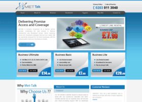 Met-talk.co.uk thumbnail