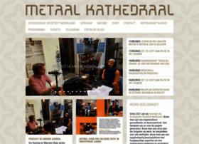Metaalkathedraal.nl thumbnail