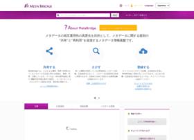 Metabridge.jp thumbnail