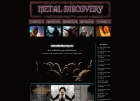 Metal-discovery.com thumbnail