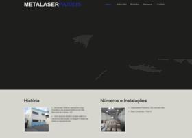 Metalaserpaineis.com.br thumbnail