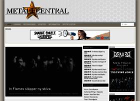 Metalcentral.net thumbnail