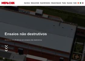 Metalchek.com.br thumbnail