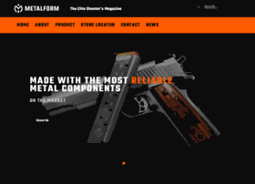 Metalform.us thumbnail
