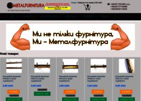 Metalfurnitura.com.ua thumbnail