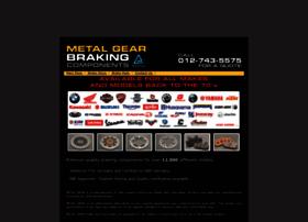 Metalgear.co.za thumbnail
