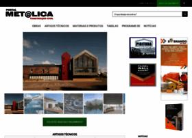 Metalica.com.br thumbnail