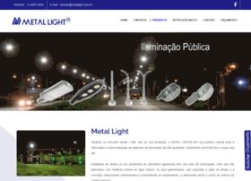 Metalight.com.br thumbnail