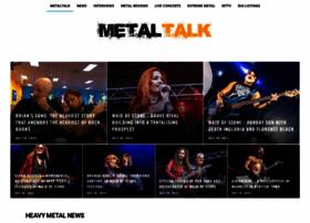 Metaltalk.net thumbnail