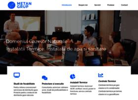 Metangrup.ro thumbnail