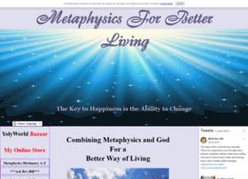 Metaphysics-for-better-living.com thumbnail