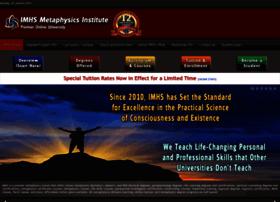 Metaphysicsinstitute.org thumbnail