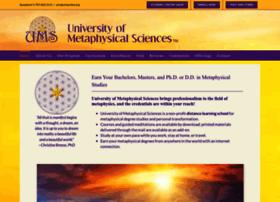 Metaphysicsuniversity.com thumbnail